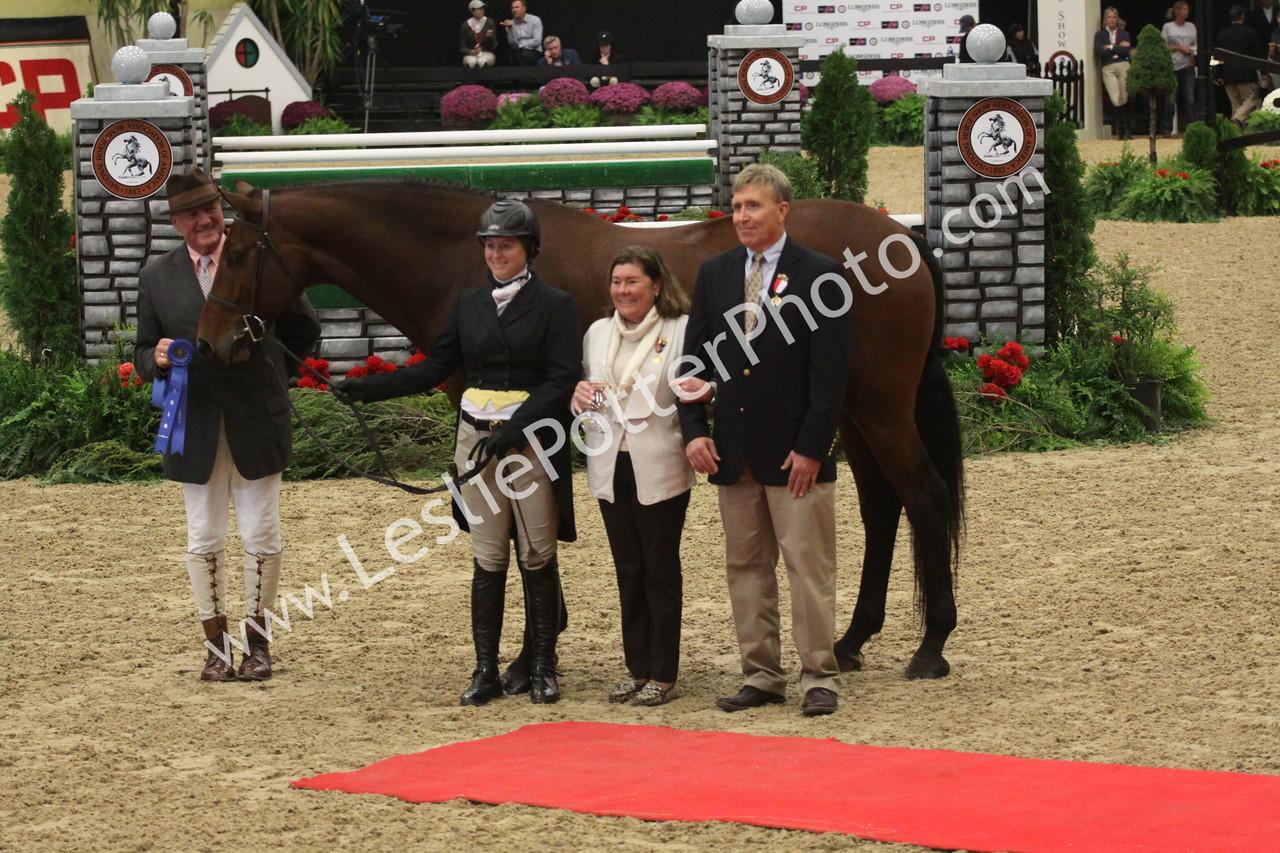 CP National Horse Show, Kentucky Horse Park Alltech Arena, November 2, 2016