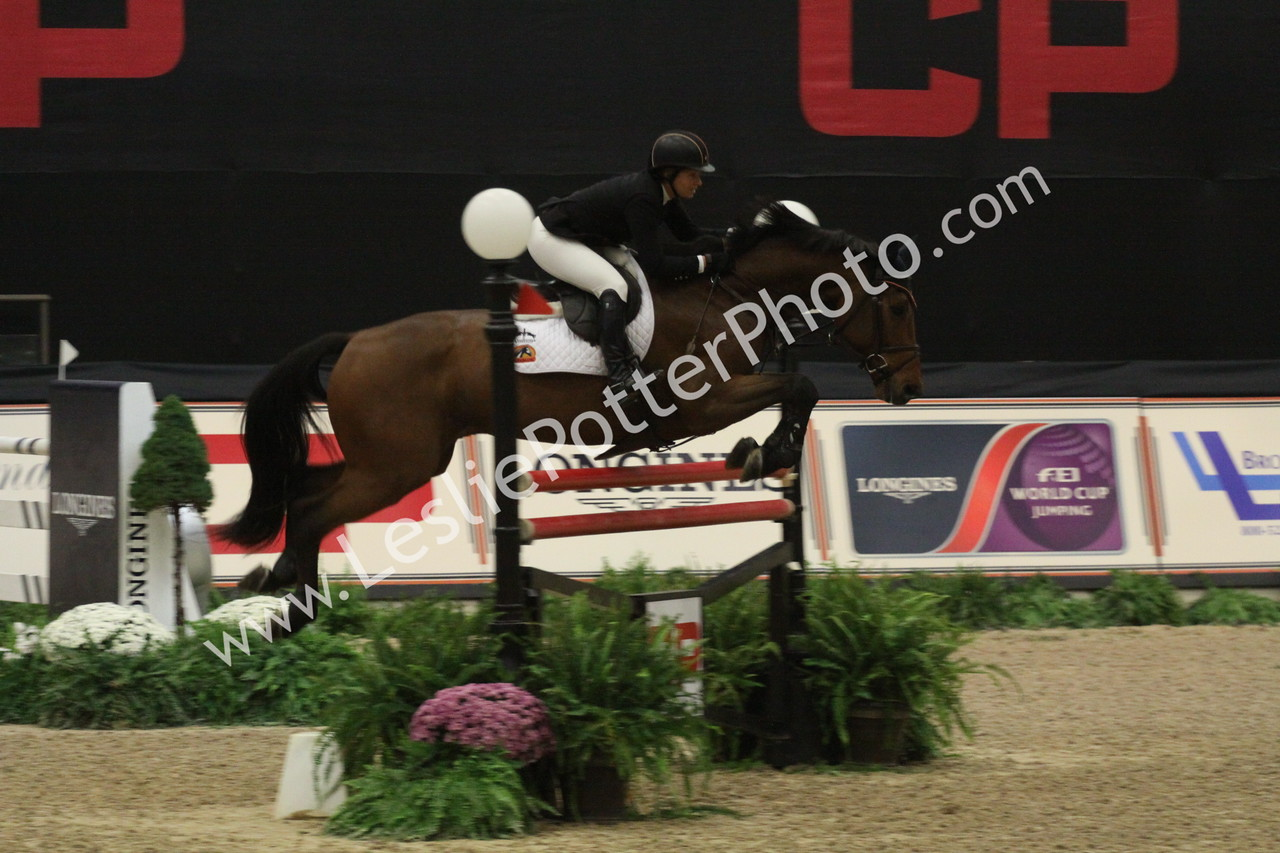 Beezie Madden and Coach