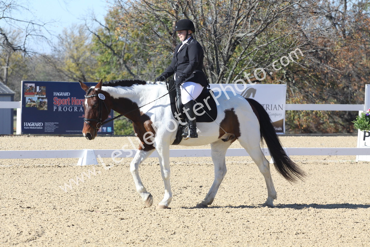 Amy Sletten and Thor