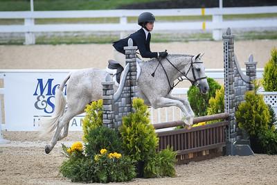Isabella Hairatidi and Clovercroft Bunny Hop