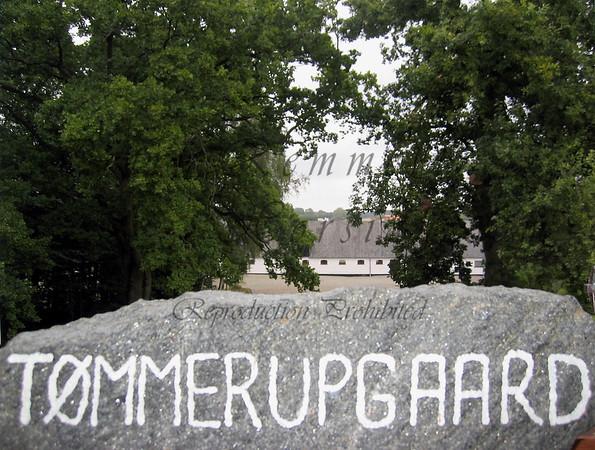 SPR at Tømmerupgård in September 2004