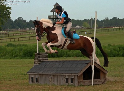 Horse Trial At Carolina Horse Park 07-24-2011