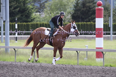 Emerald Downs 5/28/2011