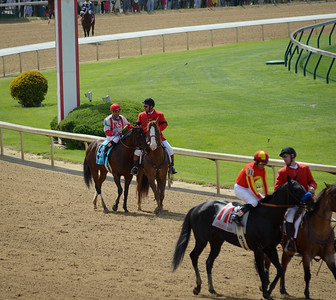 Winner Central Banker after The Churchill Downs