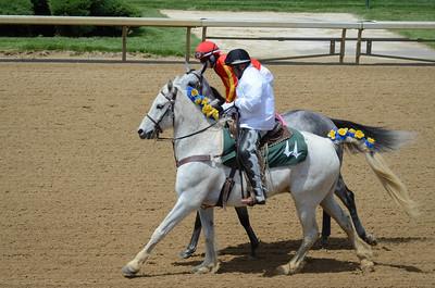Derby fashion, lead pony division
