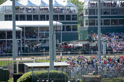 Woodford Reserve Turf Classic, first turn