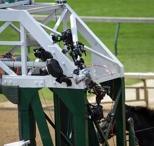 Mounted cameras. III