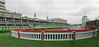Panorama shot of the Spires and Winners Circle