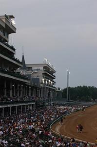 Night Racing begins at CD, 2009 (3 of 8)