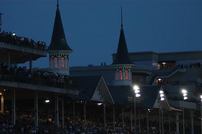 Night Racing begins at CD, 2009 (6 of 8)