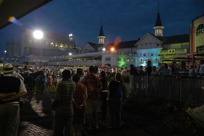 Night Racing begins at CD, 2009 (8 of 8)