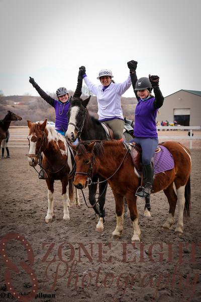 Team cute pony