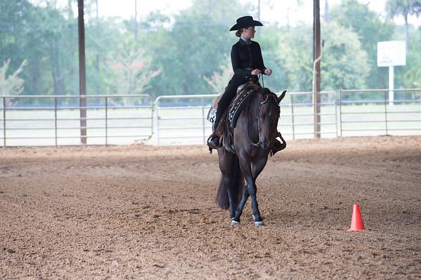 Class 24 Youth Horsemanship
