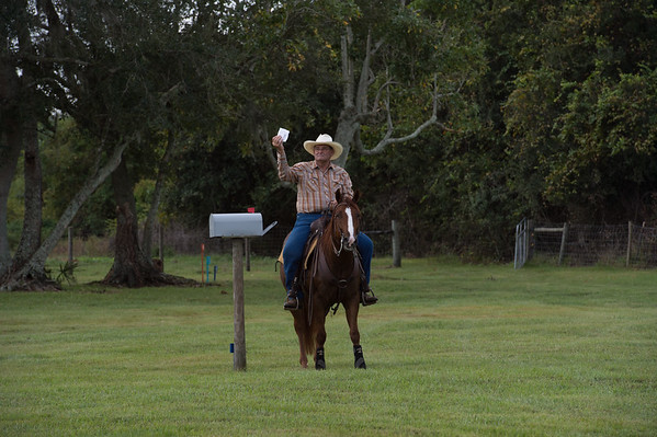 MANE CIRCLE OCT 15, 2016 AQHA RANCH