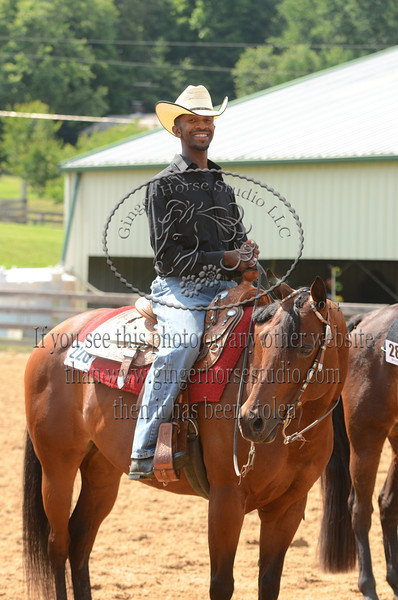 """NCQHA District III """"No Bling"""" Novice/Rookie Show May 31, 2014"""