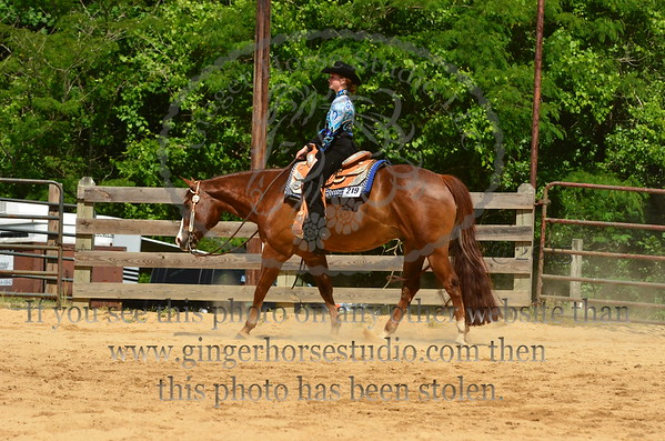 """NCQHA District III """"No Bling"""" Novice/Rookie Show May 30, 2015"""