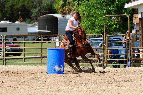 WVSC Barrel Show 5-5-2012