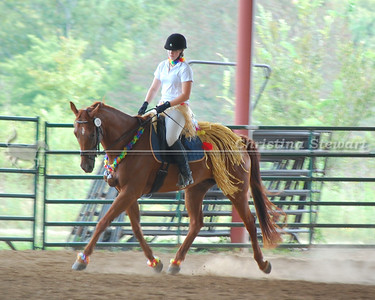 Combined Training Show August 2010