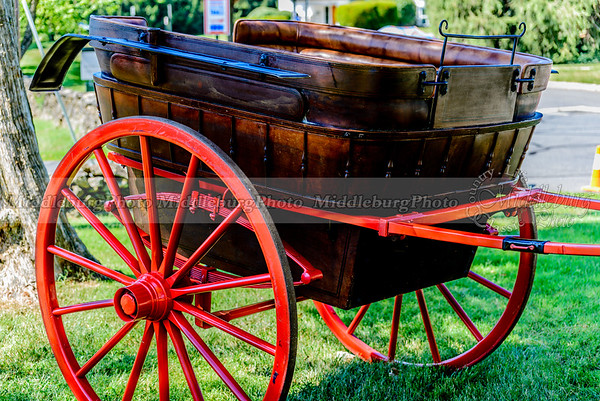 Tub Cart-made by Muhllenbacher, Paris France.  The C Reed Thomas collection, Paris Virginia.