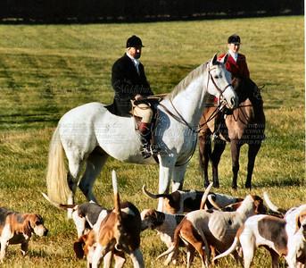 1994-Steve Poe, Middleburg Hunt
