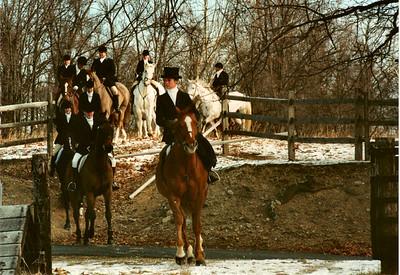 Middleburg Hunt Foxcroft 19?? any ideas?
