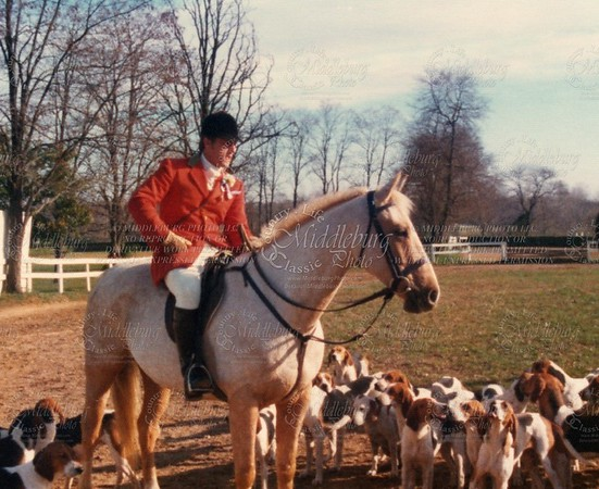1975-Steve Mayer, Huntsman