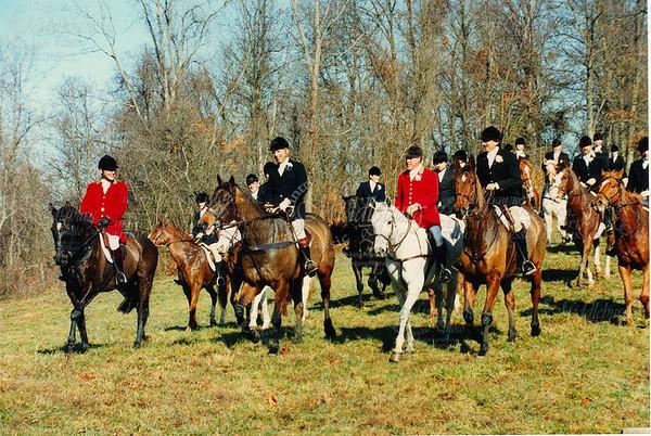 Foxcroft Meet (Thanksgiving) 1991
