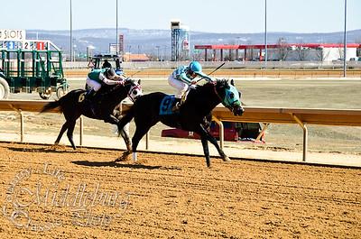 2nd Race, 6 1/2 furlongs Levite Inodino
