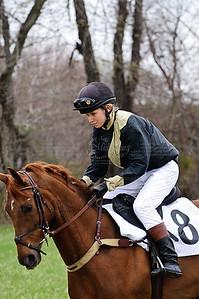 Novice Rider Flat Easy Eight