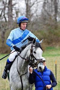 Novice Rider Flat Ptarmigan-Ben Garner