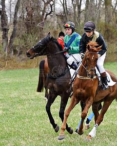 Novice Rider Flat Race