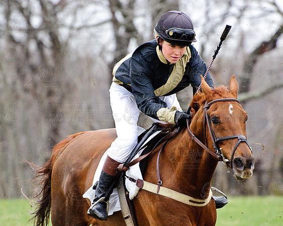 Novice Rider Flat Easy Eight-Sarah Green