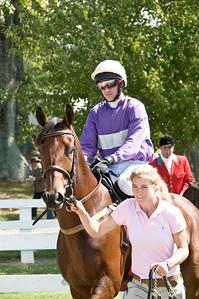The Bon Nouvel, First Race Fogcutter, 2nd