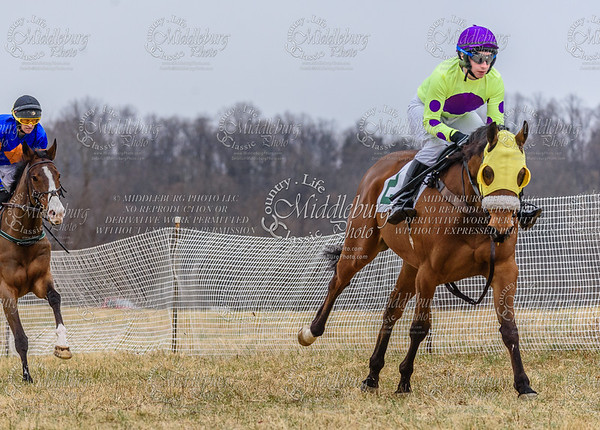 Warrenton Hunt Point to Point km-5