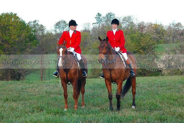 Joint Master and Hunstman Groveton #9