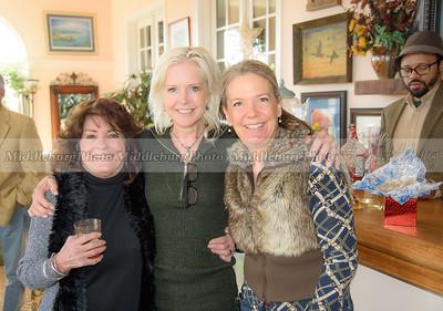 Sue Rubal, Wendy Andrews & Aeron Mack