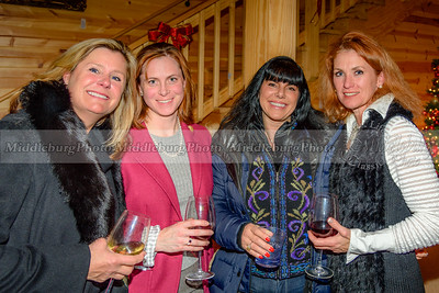 Pam Woolley, Brooke Agee, Melanie Pai, Maureen Britell