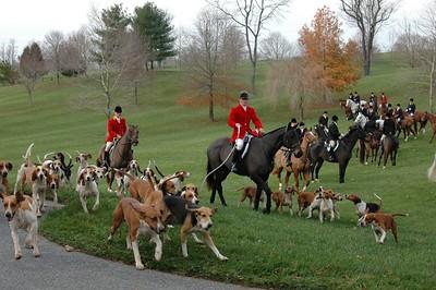Orange County & Piedmont Hunt 2006