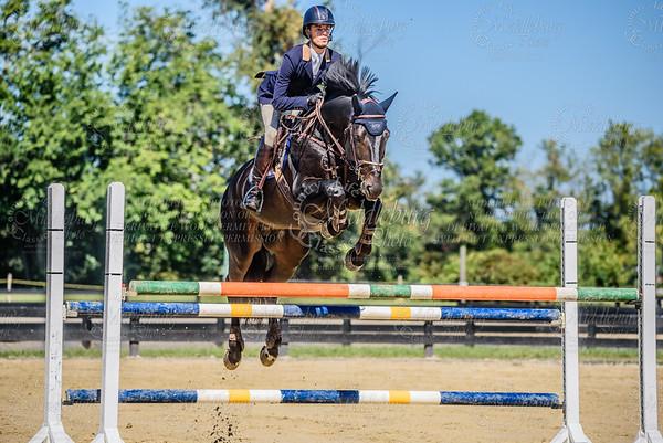Piedmont Jumper Show-9