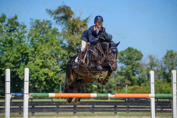 Piedmont Jumper Show-27