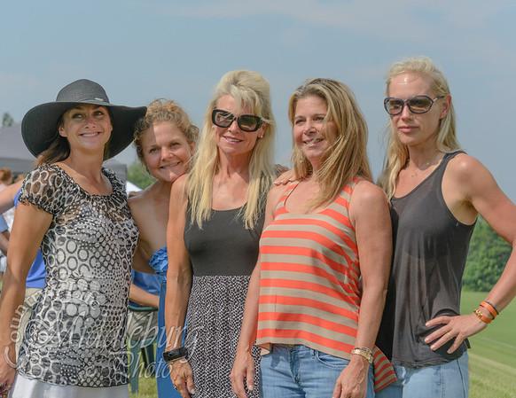 Sarah Kuhn, Rachel Allen, Barbara Chappell, Liz Miller ,  Tanya Giuliani