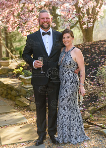 John and Sarah Pemberton