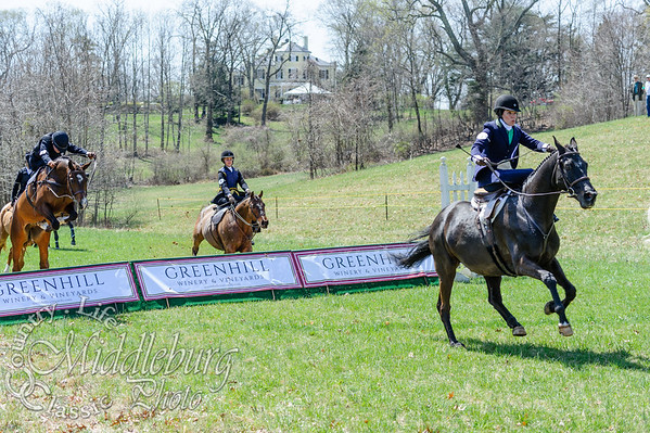 The Esther Everhart Memorial Invitational Side Saddle Chase