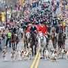 Middleburg Hunt @ Middleburg Christmas Parade.