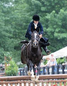 Ladies' Side Saddle Hack