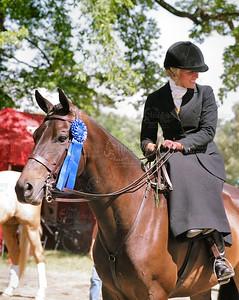 'Round Midnight, Ladies Side Saddle Under Saddle Class, UCHS 06