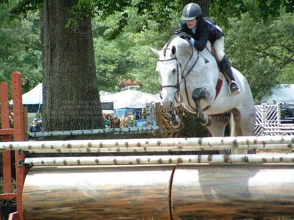 UC&HS, Virginia,2006, junior rider