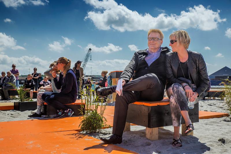 Peter Sørensen, Karen Busch Laursen