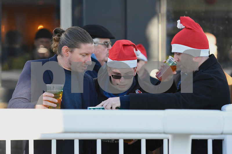 Festive Fun Raceday, Horse Racing, Plumpton Racecourse, East Sussex, United Kingdom - 02 Dec 2019