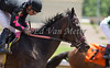 Candy Run and Andre Sanchez run third in the 2nd race at Belterra Park. 06.14.2014
